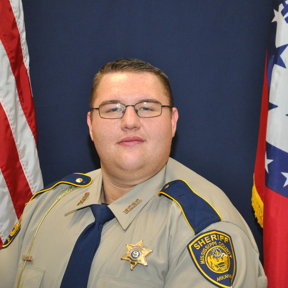 Employment photo of officer gary cooper